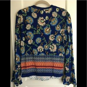 Anthropologie Tops - NWT-🎉HP🎉ANTHROPOLOGIE FIG&FLOWER BOHO BLOUSE